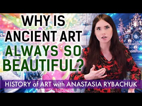 Why Ancient Art Is Always So Beautiful