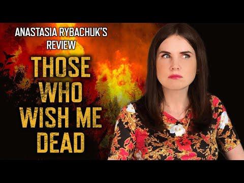 Those Who Wish Me Dead Movie Review | Anastasia Rybachuk
