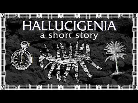 Hallucigenia. A Short Story