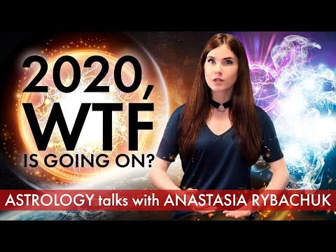 What lessons we all need to learn from 2020 | Astrology Talks with Anastasia Rybachuk