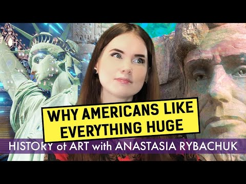 Why Americans Like Everything Huge